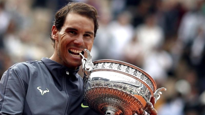 Rafael Nadal hace historia con 12º título de Roland Garros