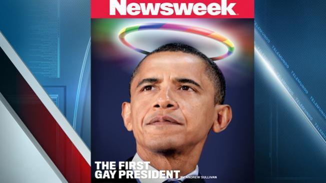 """""""Obama el primer presidente homosexual"""""""