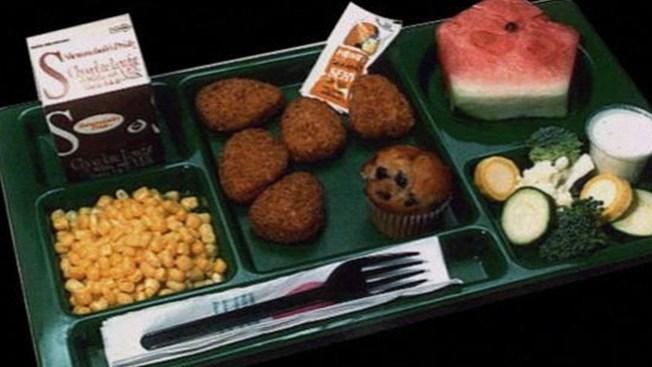 Comida gratis para niños