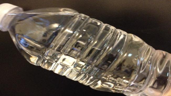 Botellas de agua que explotan