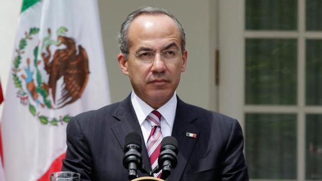 Lo que entrega Felipe Calderón