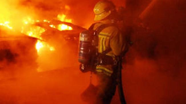 Incendio destruye vivienda en Tucson