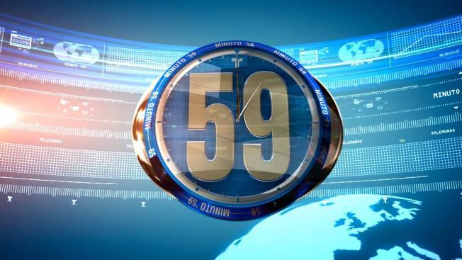 Minuto 59: las noticias en 60 segundos
