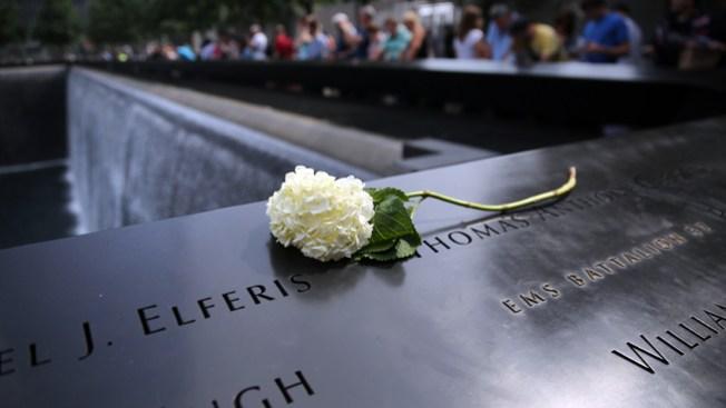 Rinden tributo a las víctimas del 09/11