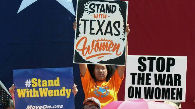 Aborto en Texas, queda un largo camino