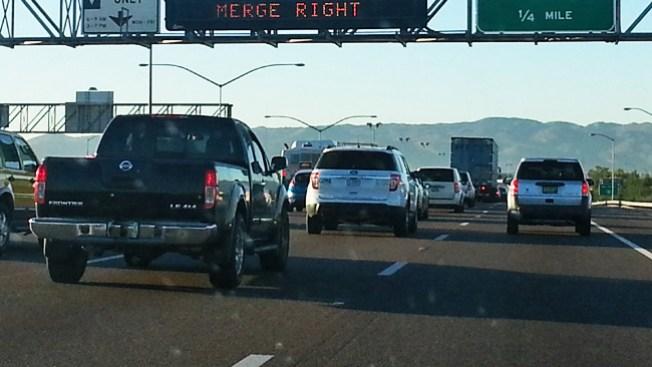 Accidente causa retrasos en I-10
