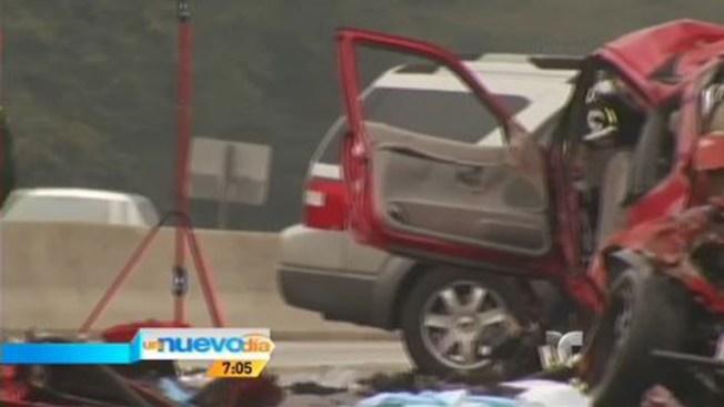 Dos accidentes dejan 11 muertos