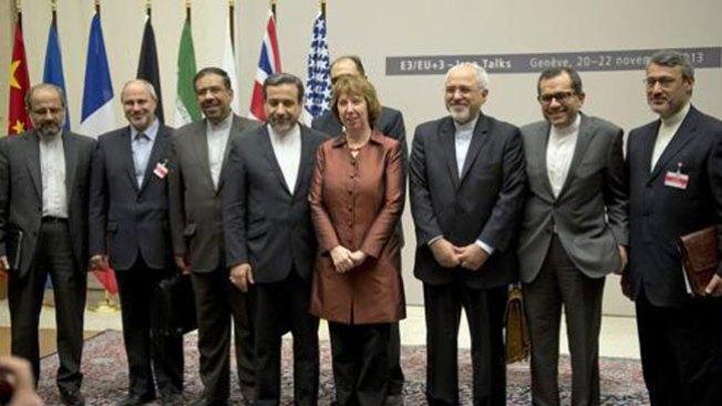 Acuerdo frena el programa nuclear iraní