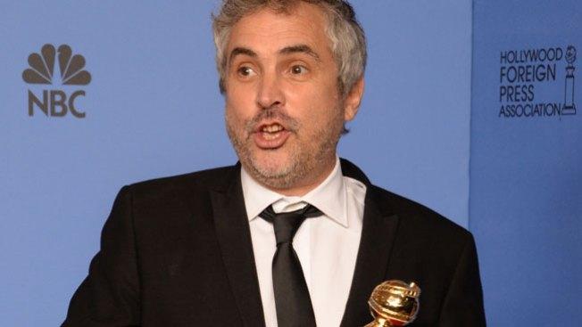 Globo al mejor director: Alfonso Cuarón