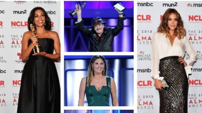 Los ALMA rinden tributo al talento latino