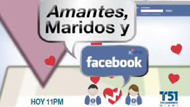 Amantes, maridos y Facebook
