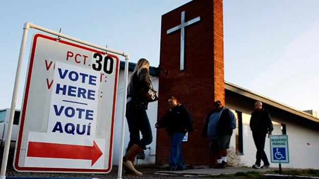 Reportan votación ilegal en Arizona