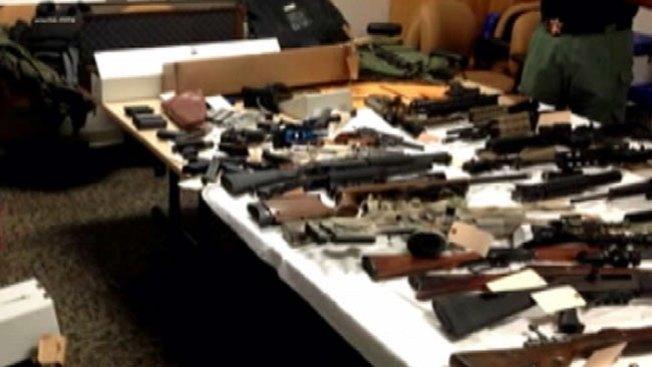 Claman el derecho a portar armas