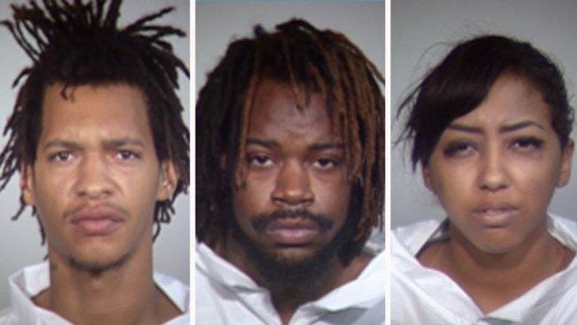 Arrestados tras tiroteo y persecución