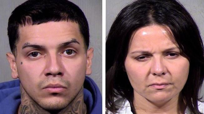 Madre e hijo incriminados en asesinato