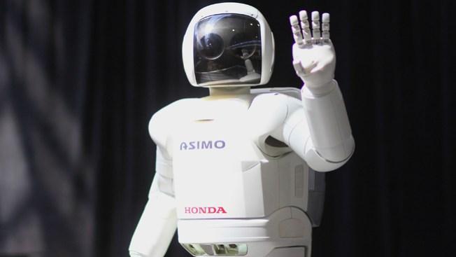 Un robot mejorado