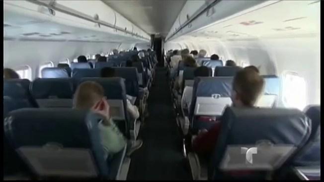 Lo permitido y prohibido en los aviones