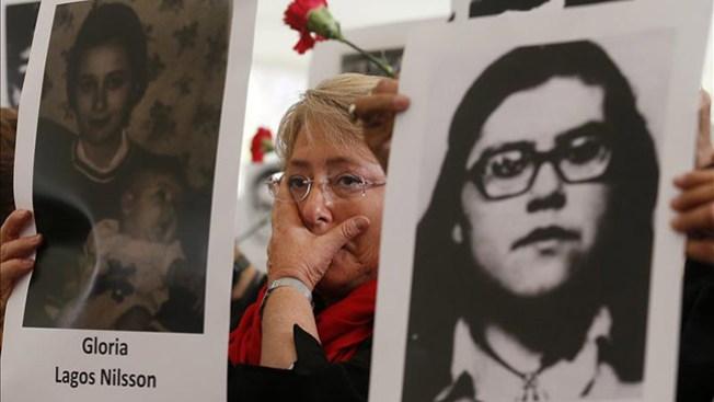 Expresidenta revive dolor de su tortura