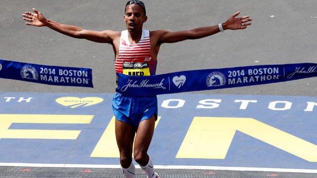 Un estadounidense gana la maratón