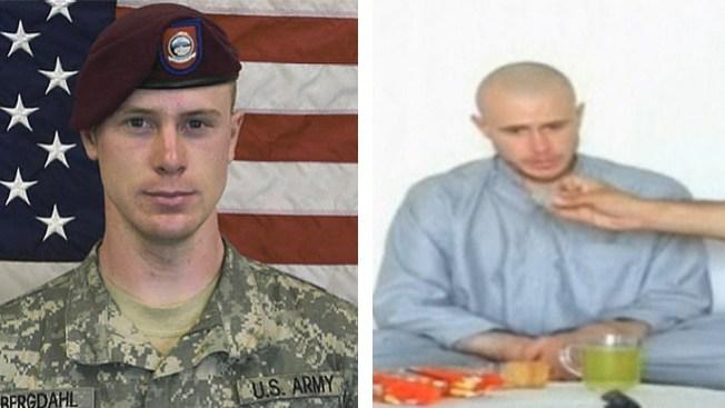 El soldado Bergdahl, de regreso en EEUU