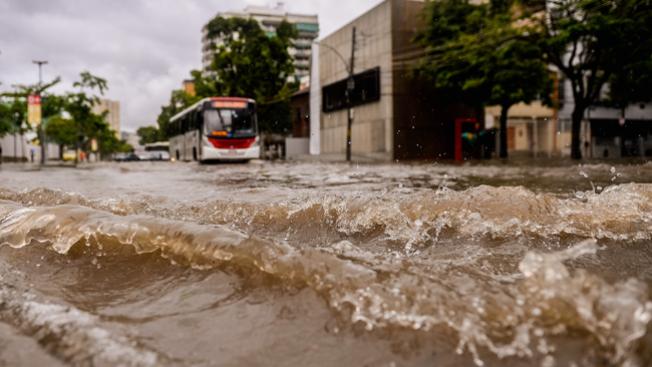 41 muertos por inundaciones en Brasil