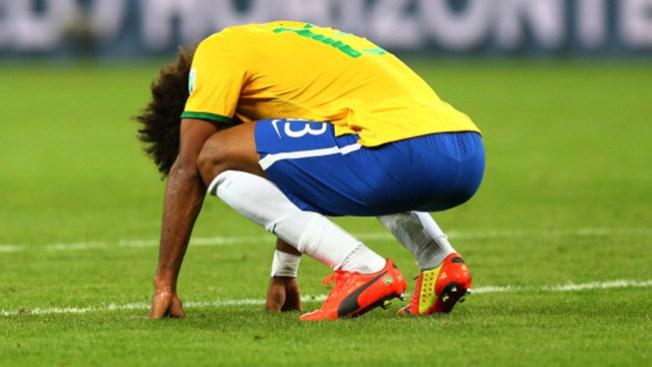 Triste final para Brasil en Copa Mundial