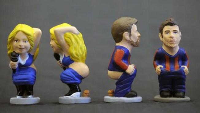 """Messi, el """"caganer"""" más solicitado"""