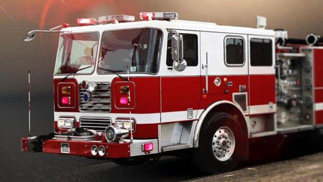 Arde concesionario de Kia en Scottsdale