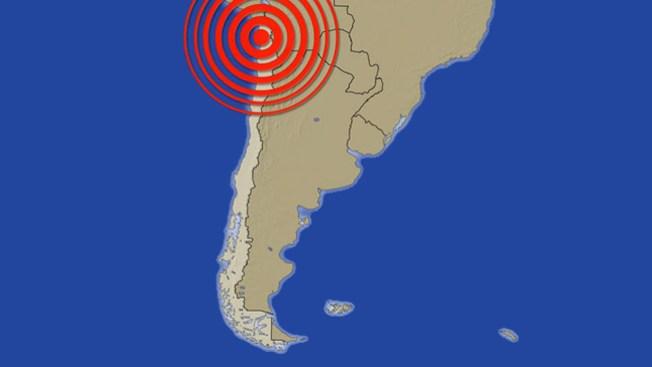 Sismo de 7.6 vuelve a estremecer a Chile