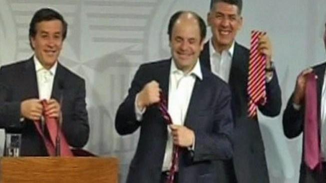 Chile se des-corbata