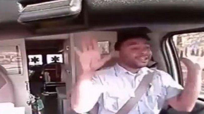 """El conductor de ambulancia más """"loco"""""""