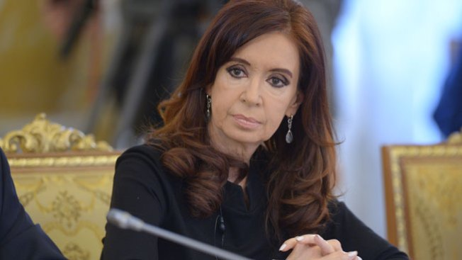 Presidenta de Argentina será operada