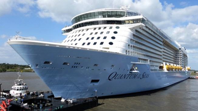 """""""Quantum of the Seas"""", gigante del mar"""