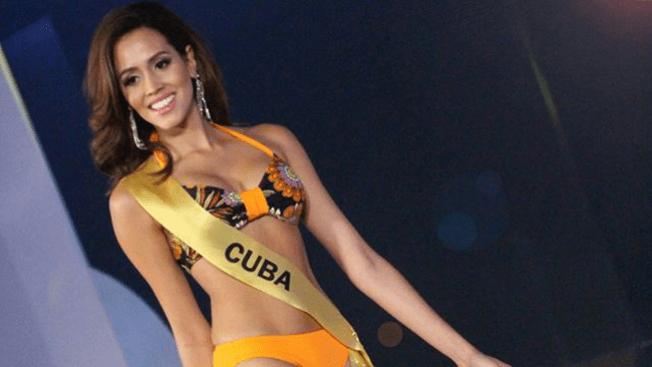 "Miss cubana ganadora: ""soy una loca"""