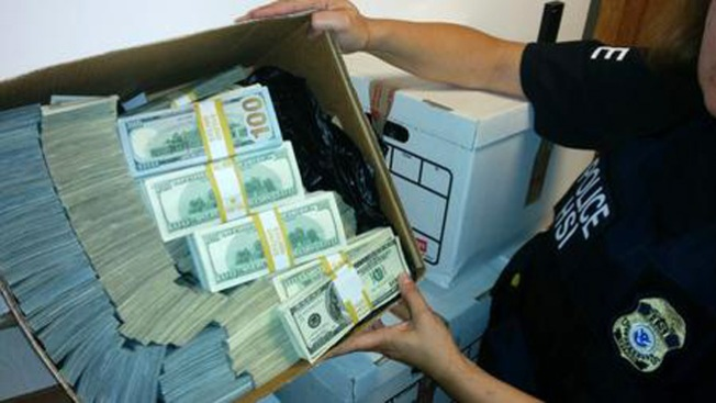 Confiscan $65 millones a carteles