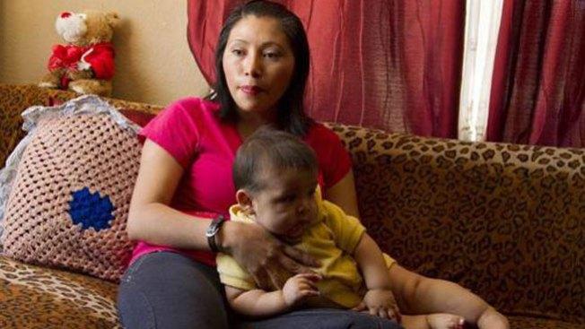 Drama: busca a sus hijos en centros ICE