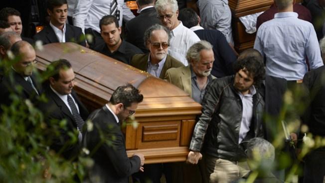 Mónica Spear es sepultada en Venezuela