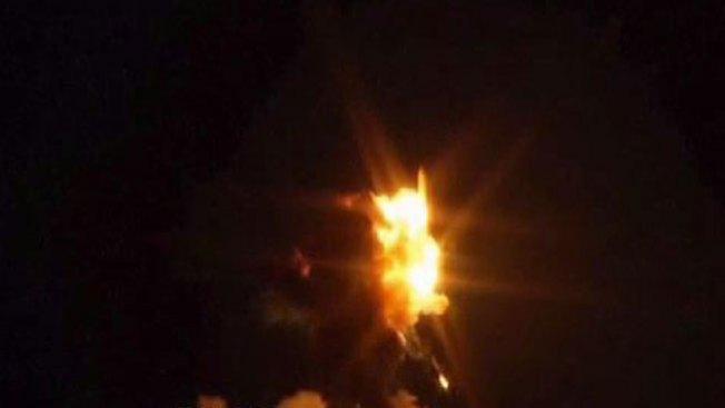 ¿Por qué explotó el cohete Antares?