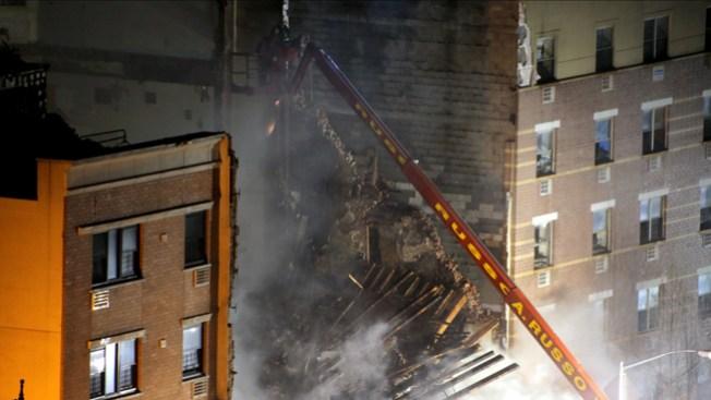 7 muertos en explosión; 2 son mexicanos