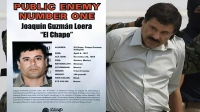 Guzmán pide amparo contra extradición