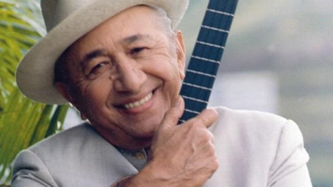 Muere cantautor venezolano Simón Díaz