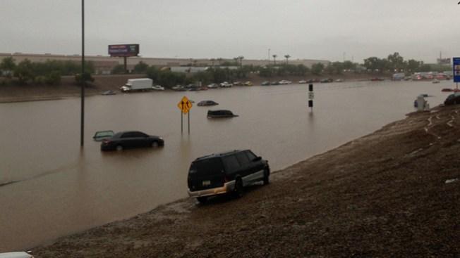 Lluvias amenazan varias comunidades