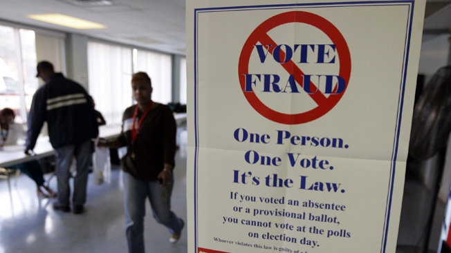 Mujer culpable de votar dos veces