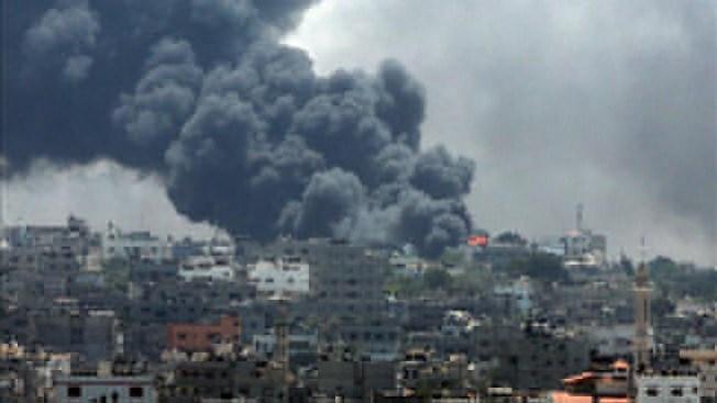 Funeral con violencia en Jerusalén
