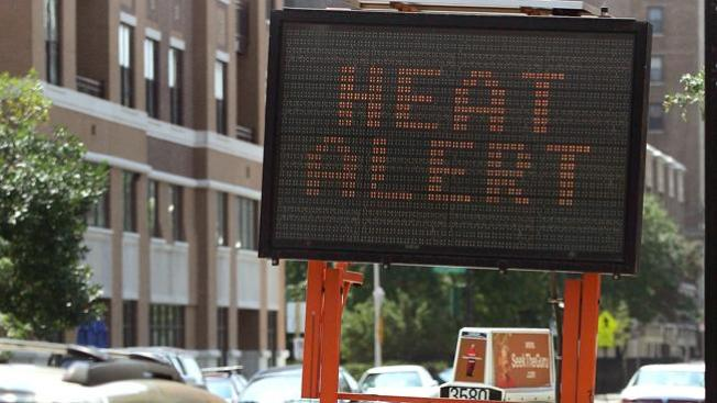 Advertencia de calor excesivo en Arizona
