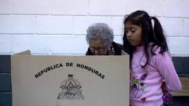 Hernández lidera conteo en Honduras