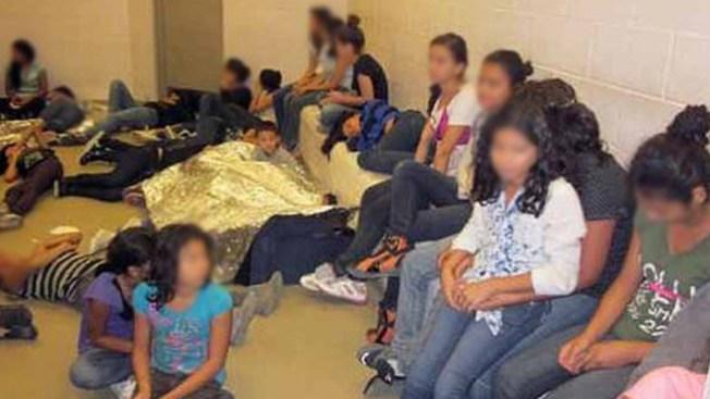 Niños inmigrantes: números de ayuda