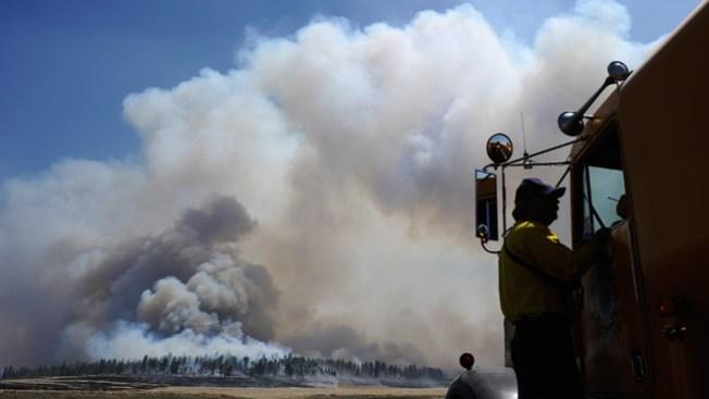 75% de incendio contenido en Flagstaff
