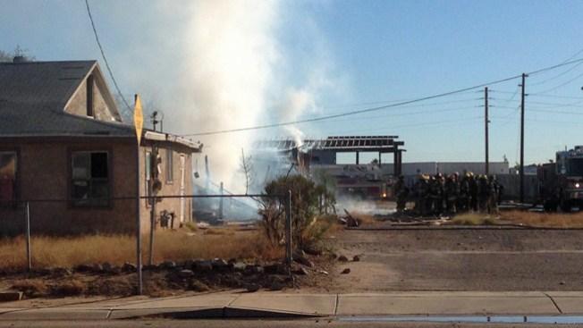 Incendios en casas alertan a residentes