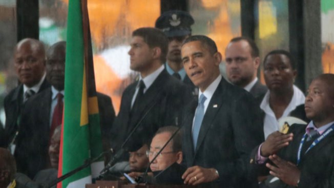 Intérprete de Obama era un impostor